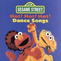 Sesame Street : Hot Hot Hot Dance Songs CD