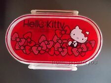 Hello Kitty Lunch Box, mini food containers, food storage bags Set! FS!