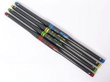 Climax Cycling MTB Mountain Road Bike gloss Carbon Flat Bar Handlebar 31.8 Green