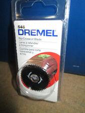 DREMEL 546-01 RIP/CROSSCUT BLADE NEW IN PACKAGE