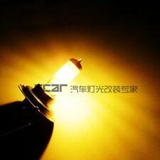 H11 H8 Hyper Golden Yellow Eye Halogen Xenon HID 3000K Fog Light Daylight Bulbs