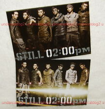 2PM Still 2:00pm Taiwan Promo Two Photo Cards