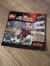 Lego Iron Man Minifigure Silver Centurion