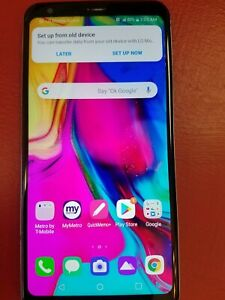 LG Stylo 5 16GB Metro PCS Working With Screen Wear