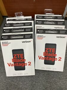 Verizon Unlocked ZTE BLADE VANTAGE 2 Android Smartphone GSM World phone