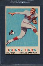 1959 Topps #105 Johnny Crow Cardinals EX 59T105-82416-1