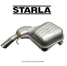 For Volvo S60 2.4T 2.5T AWD T5 2001-2009 Rear Exhaust Muffler Starla 9492907