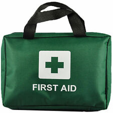99 PIECE FIRST AID KIT BAG MEDICAL EMERGENCY KIT. TRAVEL HOME CAR TAXI WORKPLACE