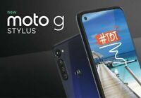 Motorola Moto G Styls XT2043 - 128GB - Mystic Indigo(Metro PCS Only)