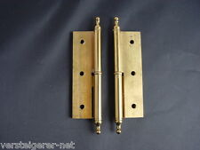 1 Paar ONI Stilband 70 mm Messing links/rechts Stilbänder Messing poliert