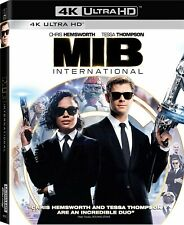 Men in Black: International (4K Ultra Hd Blu-ray Disc, 2019)