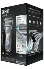 Braun Series 7 790cc-4 Electric Foil Shaver with Clean Charge Station FAST SHIP