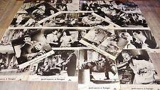 GUET-APENS A TANGER  ! edmund purdom jeu 20  photos cinema espionnage 1957