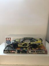 Mark Martin #6 2004 Hot Wheels Racing NASCAR Justice League 1:24