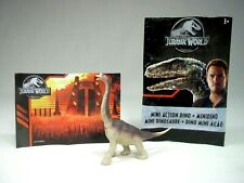 Rare Jurassic World Primal Attack Brachiosaurus Mini Dinosaur Jurassic Park Toy