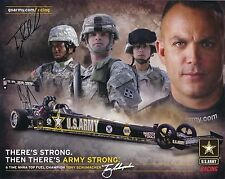 Tony Schumacher NHRA Autographed Signed 8x10 Photo