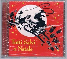 FRANCESCO SALVI TUTTI SALVI X (PER) NATALE CD F.C. SIGILLATO!!!