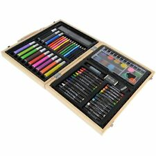 Children Kids Mister Maker Art & Craft Chest Creative Design Set