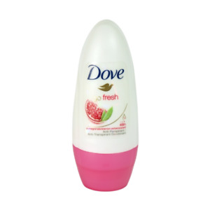 Dove Go Fresh Pomegranate & Lemon Verbena Roll On Deodorant 50ml