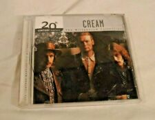 """""""The Best of Cream"""" 20th Century Masters The Millennium Collection"""