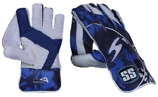 SS TON Reserve Edition Camo Wicket Keeping Gloves + Free Cotton Inner - AU Stock