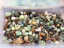 Wholesale Lot Polished Gemstones Mixed Quantity Of 1000 cts tumbled