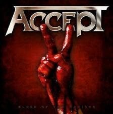 Accept - Blood Of The Nations CD #G58634