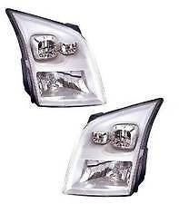 FORD TRANSIT MK7 2006 -2013 HEADLIGHT HEADLAMP 1 X PAIR RIGHT LEFT O/S N/S
