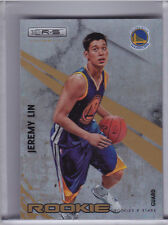 2010-11 ROOKIES & STARS LONGEVITY #129 JEREMY LIN RC GOLDEN STATE WARRIORS 8104