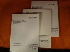 RELIANCE FLEXPAK 3000 MANUALS D2-3344, D23404-1,D2-3405-2