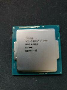 Intel Core i7-4790k 4.0 GHz 8MB Quad-Core (SR219) Processor