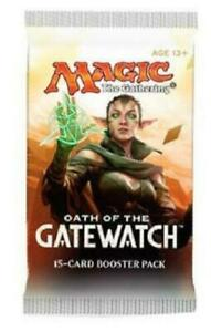 1- MTG Oath of the Gatewatch 1 Pack 15 cards Magic the Gathering - NeverOutGamed