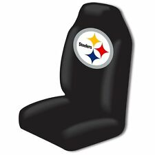 Pittsburgh Steelers NFL Car Truck Universal Fit Front Bucket Seat Cover