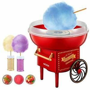 Candy Floss Maker Machine, Cotton Candy Maker for Kids and Party, Sweet