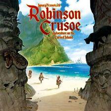 Robinson Crusoe Board Game Adventures on The Cursed Island 4th Edition