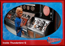 THUNDERBIRDS - Inside Thunderbird 5 - Card #11 - Cards Inc 2001