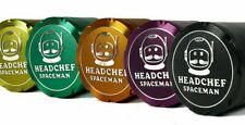 HEAD CHEF CHEEKY ONE SPACEMAN 55MM 4 PART PREMIUM POLLINATOR GRINDER + SCRAPER