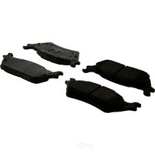 Disc Brake Pad Set-Premium Ceramic Pads with Shims and Hardware Rear fits F-150