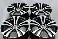 17 Wheels ES300 ES330 Forte Optima Soul Elantra Tiburon Civic Rims 5x100 5x114.3