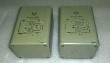Pair of RCA MI-11712 Bridging Audio Transformers 20Kohm to 150/600ohm Work Great