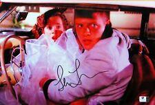 Lea Thompson Signed Autographed 10X15 Photo Back to the Future w/Biff JSA T59459