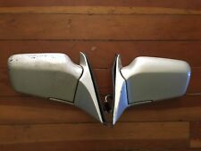 BMW E30 325i 325is side mirrors OEM PAIR Bronzit (gold)