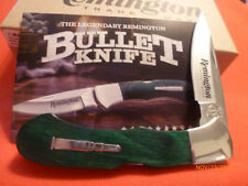 Remington 2019 Bullet Folding Knife Limited Edition R50032 USA FREE SHIPPING