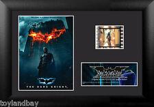 Film Cell Genuine 35mm Framed & Matted Batman Dark Knight Special Edition 5537