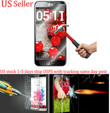 TEMPERED GORILLA GLASS SCREEN PROTECTOR for LG Optimus G Pro E980 USA