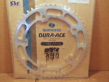 "New-Old-Stock Dura-Ace EX Track Chainring...53T / 151mm BCD / 1/8"" Teeth (NJS)"