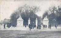Br34572 Bruxelles Entree Monumentale au Parc     Belgium