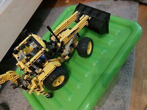 LEGO Technic Mini-Baggerlader