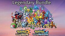 Pokemon Legendary Bundle - Pokemon UltraMoon - UltraSun