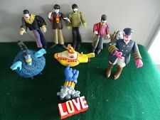 The Beatles Yellow Submarine Figures McFarlane Toys Lot of 9 A1